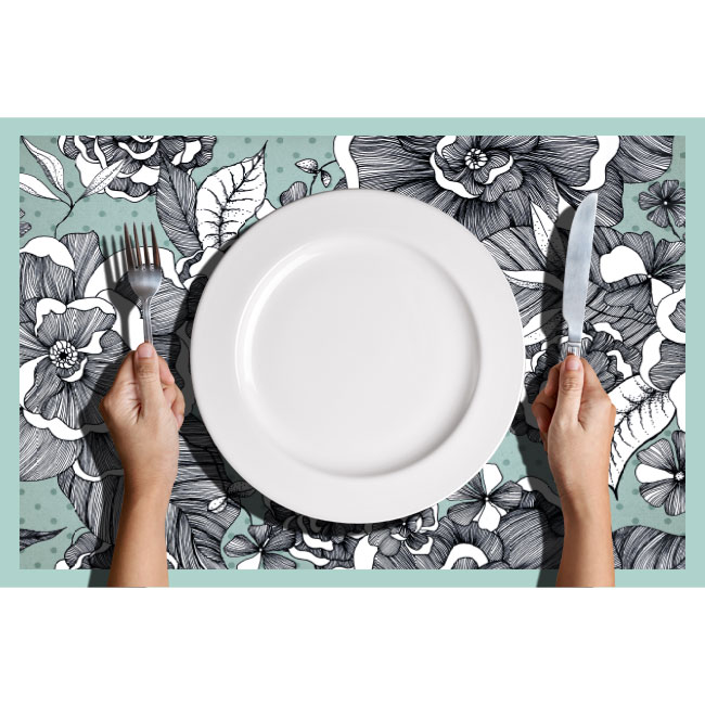 WANDenWOONdeco.nl placemats TERESE