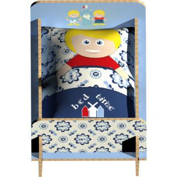 WANDenWOONdeco.nl BEDTIME bedtime met kussen TEUN