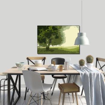 WANDenWOONdeco.nl frame FRIDO afb 120x80 cm