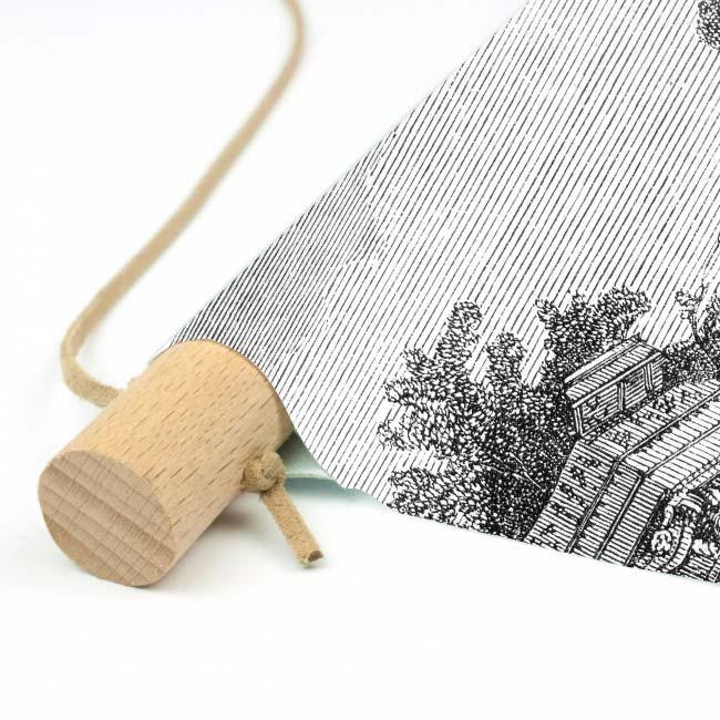 WANDenWOONdeco.nl textielposter PABE