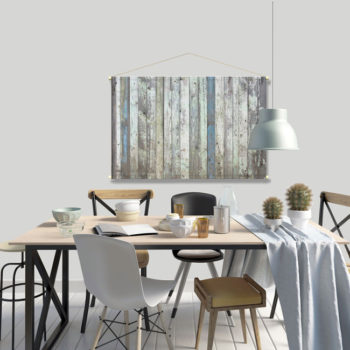WANDenWOONdeco.nl textielposter PATCH afb 120x80 cm