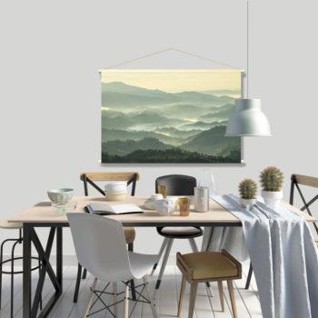 WANDenWOONdeco.nl textielposter PAX afb 120x80 cm