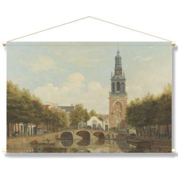 WANDenWOONdeco.nl textielposter-PIET