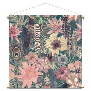 WANDenWOONdeco.nl textielposter-POLLY