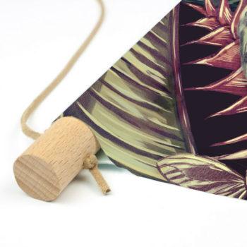 WANDenWOONdeco.nl textielposter PALMIRA