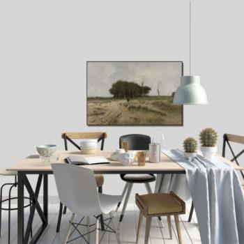 WANDenWOONdeco.nl frame FEND afb 120x80 cm