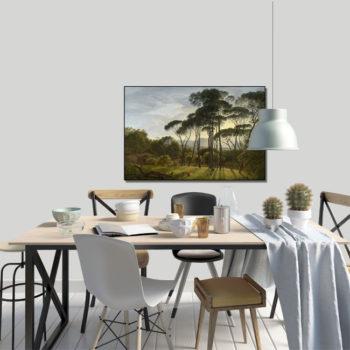 WANDenWOONdeco.nl frame FJORRE afb 120x80 cm