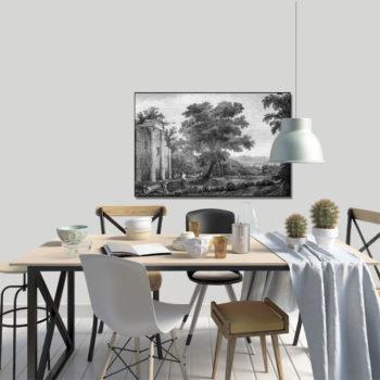 WANDenWOONdeco.nl frame FARINO afb 120x80 cm