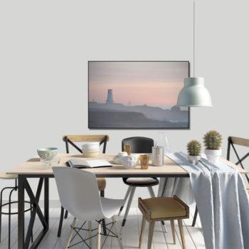 WANDenWOONdeco.nl frame FAYE afb 120x80 cm