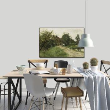 WANDenWOONdeco.nl frame FEITSE afb 120x80 cm