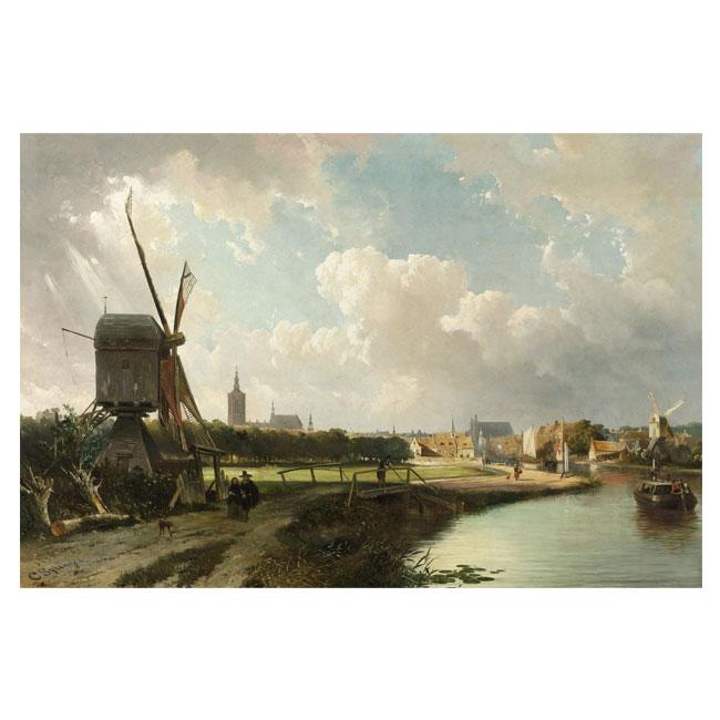 WANDenWOONdeco.nl los doek FELKE voor frame