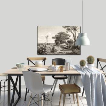 WANDenWOONdeco.nl frame FES afb 120x80 cm