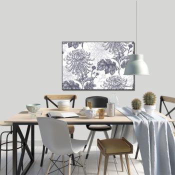 WANDenWOONdeco.nl frame FILAN afb 120x80 cm