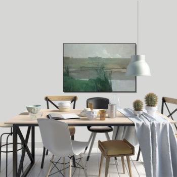 WANDenWOONdeco.nl frame FJODOR afb 120x80 cm