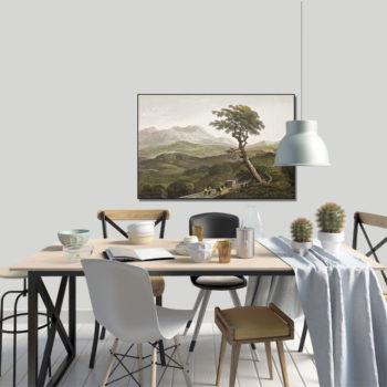 WANDenWOONdeco.nl frame FLORENCIO afb 120x80 cm