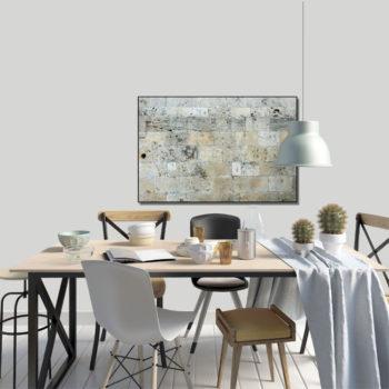 WANDenWOONdeco.nl frame FLORIEN afb 120x80 cm