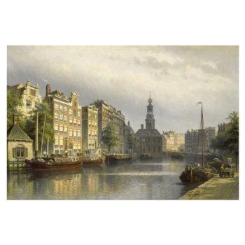 WANDenWOONdeco.nl los doek FOPKE voor frame
