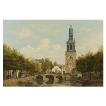 WANDenWOONdeco.nl los doek FRANSKE voor frame