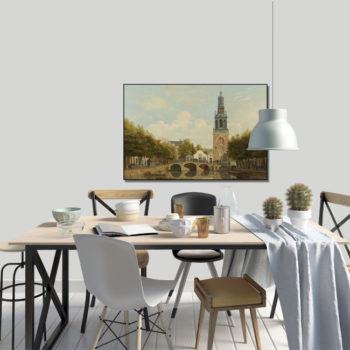 WANDenWOONdeco.nl frame FRANSKE afb 120x80 cm