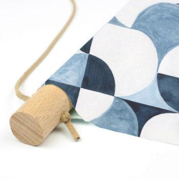 WANDENWOONdeco.nl WWDNL textielposter PAAPKE