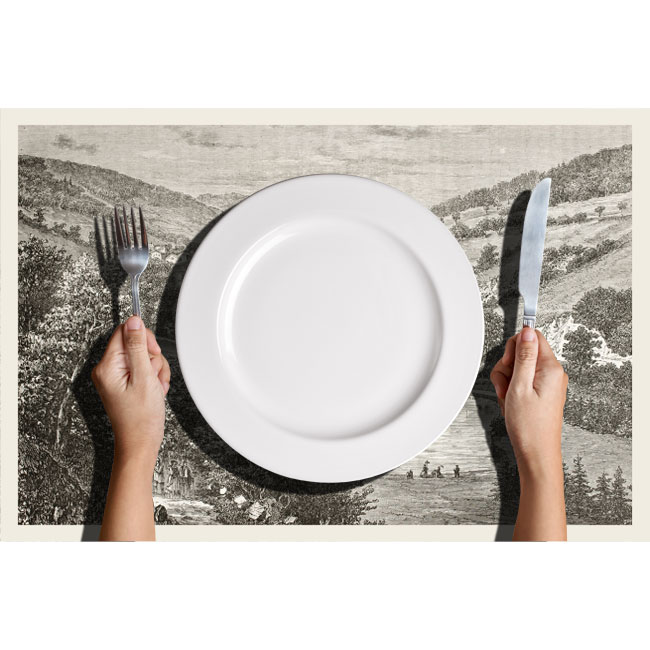 WANDenWOONdeco.nl placemats TIMBO