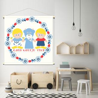WANDenWOONdeco.nl WWDNL-KIDS-textielposters