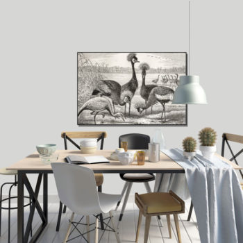 WANDenWOONdeco.nl frame FOUKE afb 120x80 cm