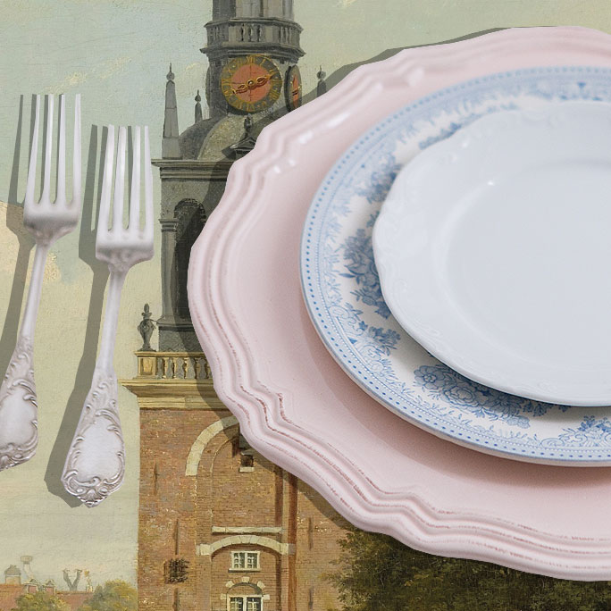 WANDenWOONdeco.nl koken&tafelen NOSTALGIE