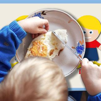 WANDenWONdeco.nl placemats FRIENDS