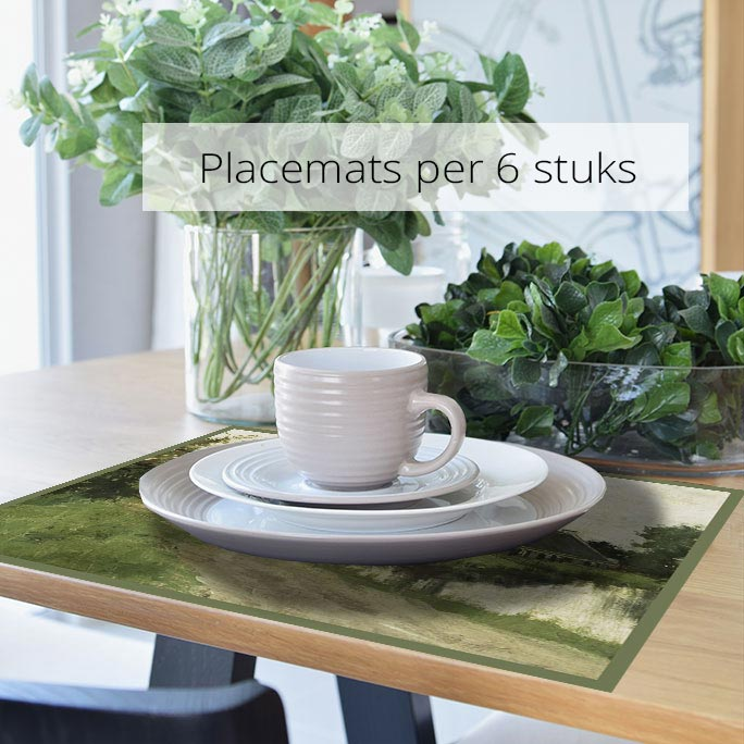 WANDenWOONdeco.nl placemats