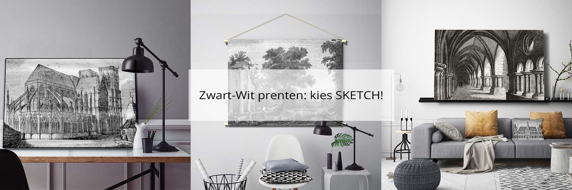 WANDenWOONdeco.nl sfeer SKETCH