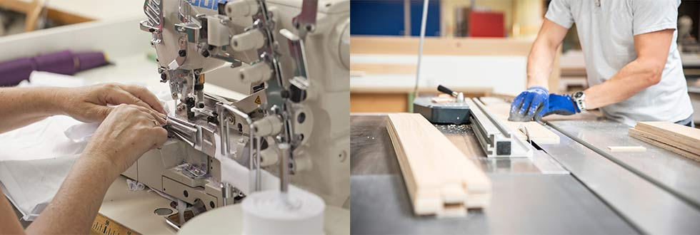 WANDenWOOndeco.nl productie producten
