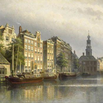 WANDenWOONdeco.nl behangpaneel BIKKEL