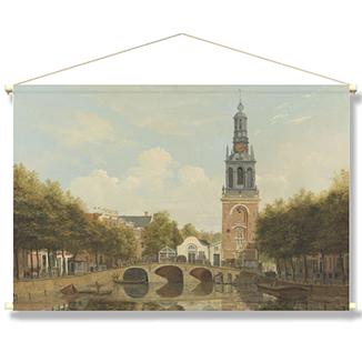 WANDenWOONdeco.nl textielposter PIET