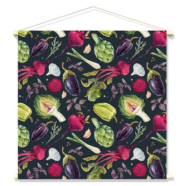 WANDenWOONdeco.nl textielposter PITA