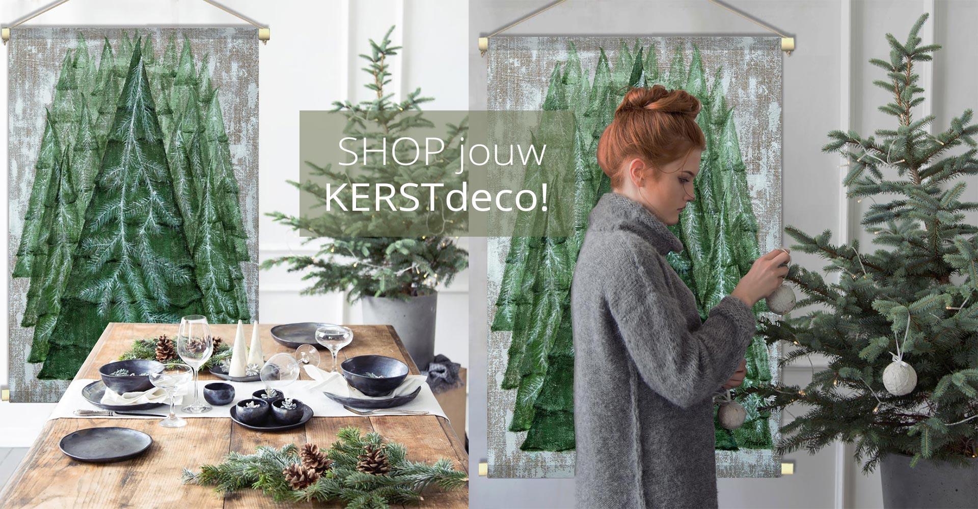 WANDenWOONdeco.nl kerstdeco Atelier Andrea