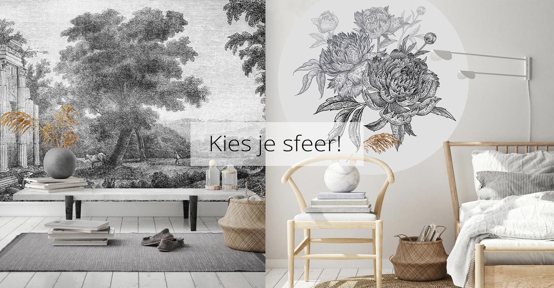 WANDenWOONdeco.nl Kies je sfeer!