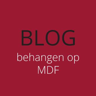 WANDenWOONdeco.nl BLOG behangen op mdf