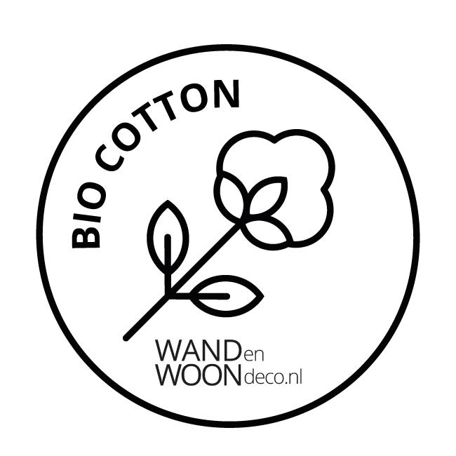 WANDenWOONdeco.nl BIO cotton