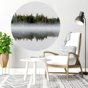 WANDenWOONdeco.nl zelfklevend behang cirkel ZOLTAN