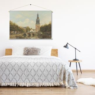 WANDenWOONdeco.nl textielposter POLLE wanddecoratie en woonaccessoires