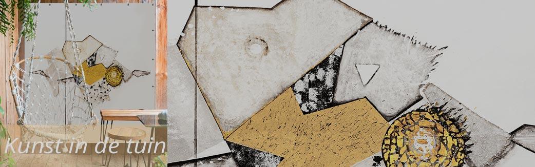 WANDenWOONdeco.nl tuindecoratie Kunst in de tuin