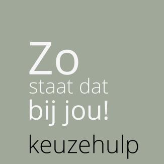 WANDenWOONdeco.nl Keuzehulp: Zo staat dat bij jou!