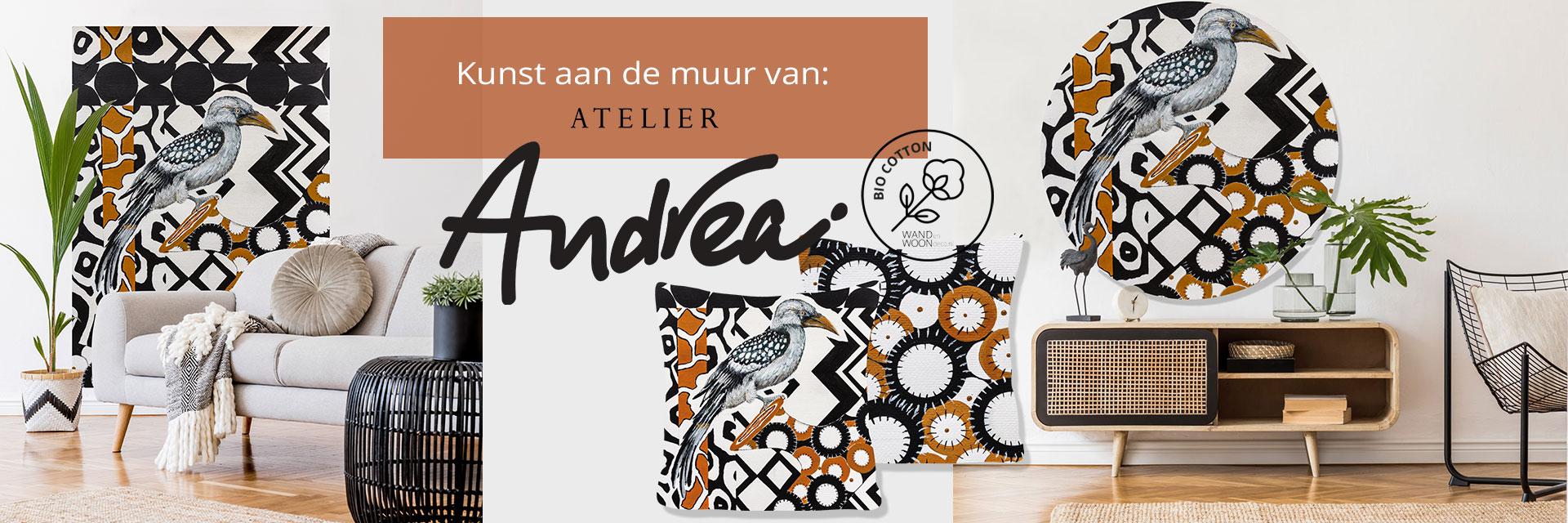 WANDenWOONdeco.nl Atelier Andrea