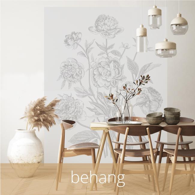 WANDenWOONdeco.nl behang wanddecoratie en woonaccessoires