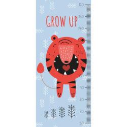 kinderkamer accessoires groeimeter