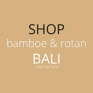 bamboe en rotan
