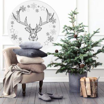 kerstdecoratie forex muurcirkel ARAM