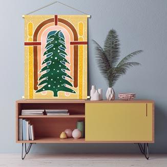 textielposter-I-LOVE-CHRISTMAS-TREE-setting