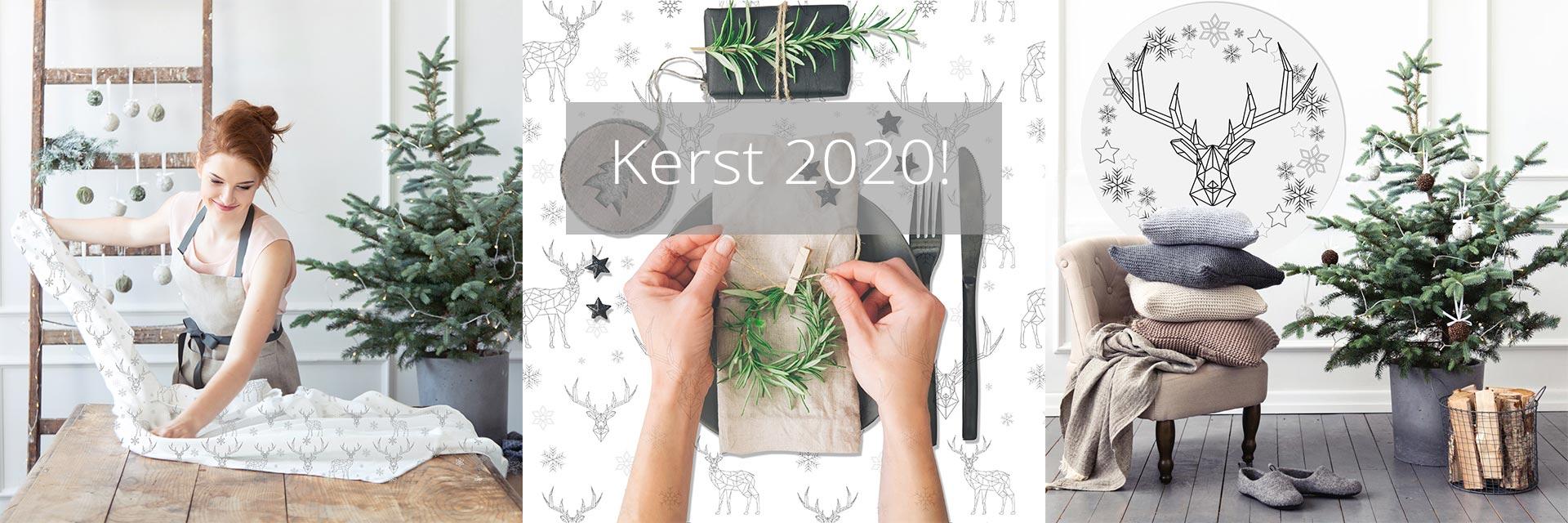 kerstdecoratie 2020